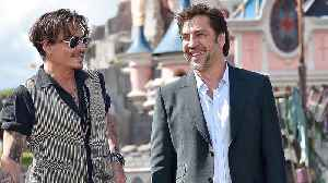 Javier Bardem defends Johnny Depp in legal battle with ex-wife Amber Heard [Video]