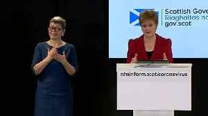 Sturgeon says 22 people have died in Scotland from COVID-19 [Video]
