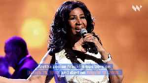 Remembering Aretha Franklin [Video]