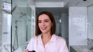Zoey Deutch Beauty Secrets [Video]