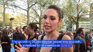 'Wonder Woman 1984' Has Been Postponed Due to COVID-19 [Video]