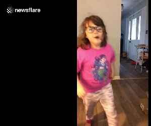 Hilarious South Carolina girl mocks her mom's home-schooling methods amid quarantine [Video]