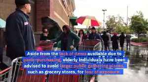 Brad Paisley's Free Grocery Store to Deliver Food to Elderly [Video]