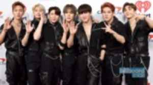 Monsta X Scores First No. 1 on Billboard's World Digital Song Sales Chart With 'From Zero' | Billboard News [Video]