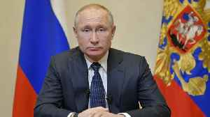 Putin Delays Vote To Extend His Tenure Due To Coronavirus Pandemic [Video]