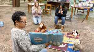 California Libraries offering mini story time via Instagram [Video]