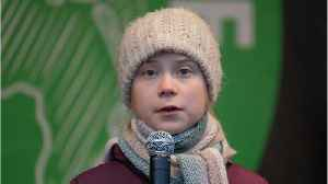 News video: Greta Thunberg Thinks She And Her Father Had Coronavirus