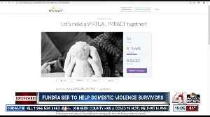 Fundraiser to help domestic violence survivors [Video]