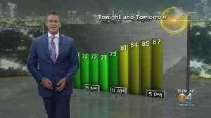 CBSMiami.com Weather 03-24-20 11PM [Video]