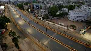 News video: India declares 21-day 'total lockdown' as coronavirus cases rise