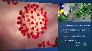 News video: Coronavirus: Latest updates, cases in Arizona
