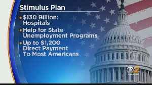 News video: Senate, White House Agree On $2 Trillion Coronavirus Aid Package