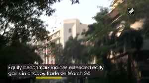 Equities close in green on hope of economic package Nifty IT up 6pca [Video]