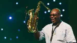 Afro- Afro-jazz legend Manu Dibango dies after contracting coronavirus
