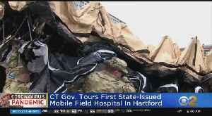 CT Prepares 1st Field Hospital [Video]