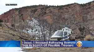 Search For Forrest Fenn's Alleged Treasure Leads To Death In Remote Area Of Colorado [Video]