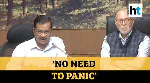 Covid-19: Kejriwal briefs on essential supplies, e-pass amid nationwide lockdown [Video]