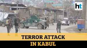 25 killed as gunmen attack Gurudwara in Kabul; ISIS claims responsibility [Video]