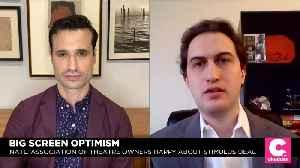 Movie Theatre Owners Optimistic About Coronavirus Stimulus Deal [Video]