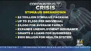 White House, Senate Agree To $2 Trillion Coronavirus Pandemic Stimulus Deal [Video]