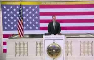 News video: Wall St. holds gain as Senate reaches stimulus deal