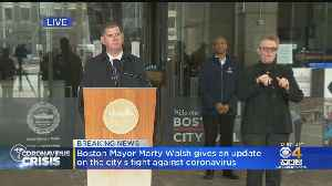 Mayor Walsh Says Lift Of Boston Plastic Bag Ban Is Temporary [Video]