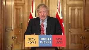 Prime Minister: 405,000 people volunteer in NHS coronavirus effort [Video]