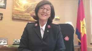 News video: Coronavirus Update and Salvation Army