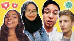News video: Can you date while social distancing?