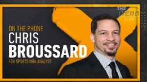 Chris Broussard: 'LeBron needs to win a ring with the Lakers', talks delayed NBA season [Video]