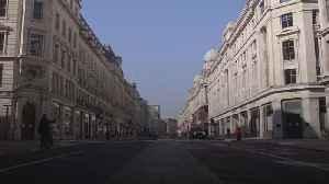 Timelapse: London on Lockdown [Video]