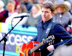 James Blunt promises he won't perform online [Video]