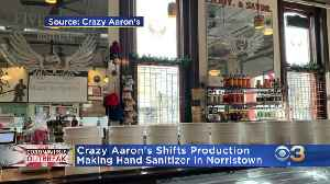 Montgomery County Toy Company Shifting To Making Hand Sanitizer [Video]