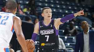 Reigning MOP, Kyle Guy, talks pro ball, blue bloods and more with Titus & Tate [Video]