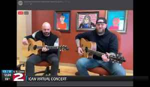 ICAN holds virtual concert [Video]