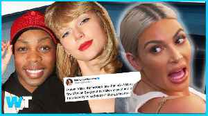 Todrick Hall BLASTS Kim Kardashian Over Feud and Katy Perry REMOVES Collab with Kanye! [Video]