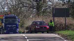 Police stop motorists in Wales [Video]