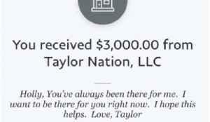 Taylor Swift and Ariana Grande sending money to struggling fans during coronavirus crisis [Video]