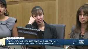 Did Jodi Arias recieve a fair trial? [Video]