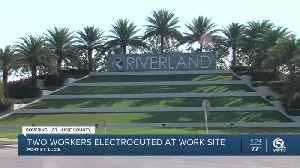 2 workers electrocuted after Port St. Lucie construction accident [Video]