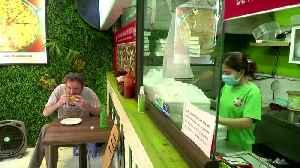 Vietnamese takeout creates a 'coronaburger' [Video]