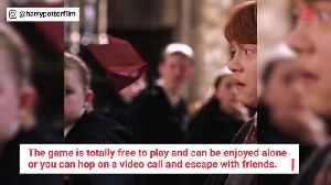 You Can Try A Virtual Harry Potter Escape Room For Free Right Now [Video]