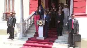 Estados Unidos acusa a Maduro de narcoterrorismo [Video]