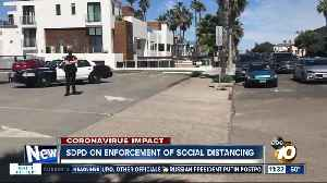 SDPD chief speaks on officers' contact with public [Video]