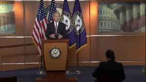 Kevin McCarthy hold press briefing on coronavirus stimulus package [Video]