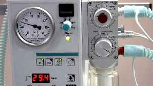 News video: New York Hospitals Now Using One Ventilator For Two Patients
