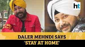 'Darega Corona...': Listen to Daler Mehndi's 'stay home' anthem amid lockdown [Video]