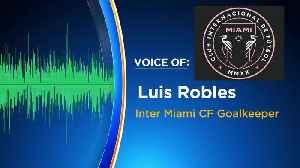News video: Inter Miami CF Players on the Coronavirus Pandemic and the future of this season.