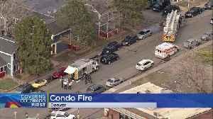 Two-Alarm Fire Scorches South Denver Condo [Video]