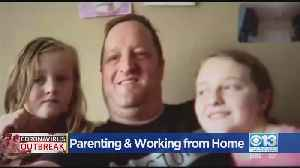 News video: Parenting & Working From Home
